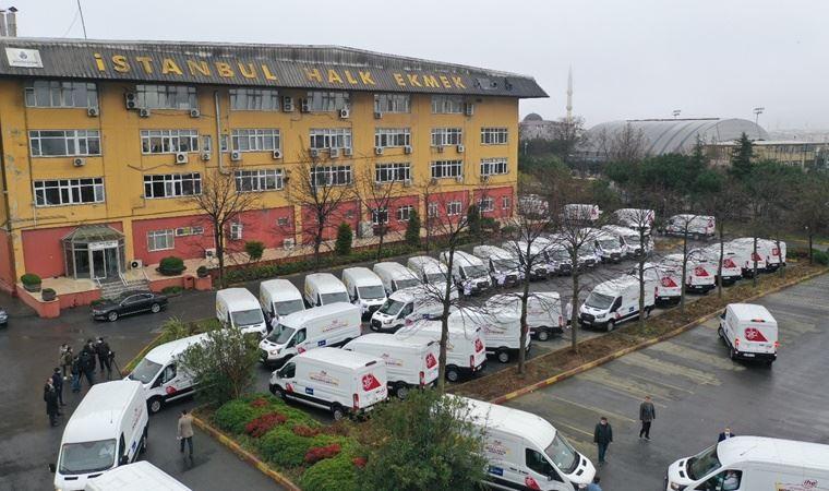 İBB, AKP ve MHP'nin 'halk ekmek' engelini mobil ekiple aştı