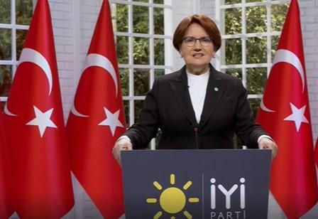 Meral Akşener, Erdoğan'a çok kızdı