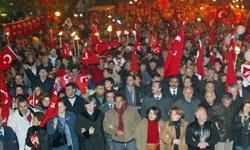Ankarada 29 Ekim yürüyüşü yasaklandı!
