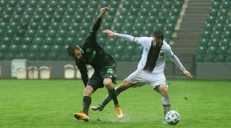 Fatih Karagümrük: 2 - İH Konyaspor: 1