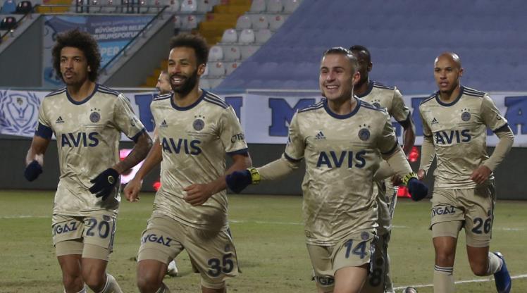 BB Erzurumspor: 0 - Fenerbahçe: 3