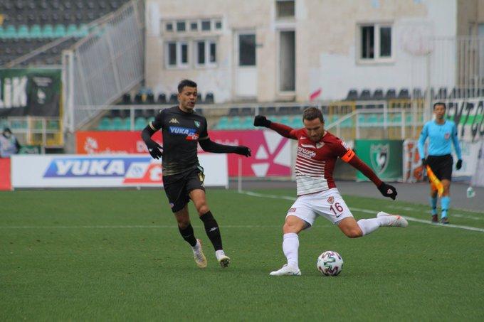 Yukatel Denizlispor: 0 - Atakaş Hatayspor: 2
