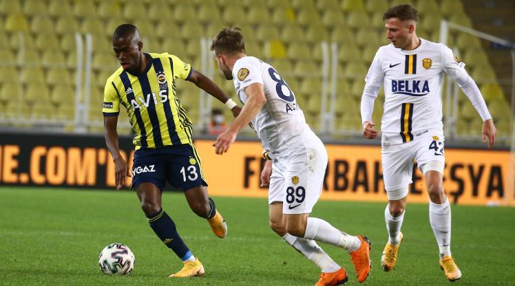 Fenerbahçe: 3 - MKE Ankaragücü: 1