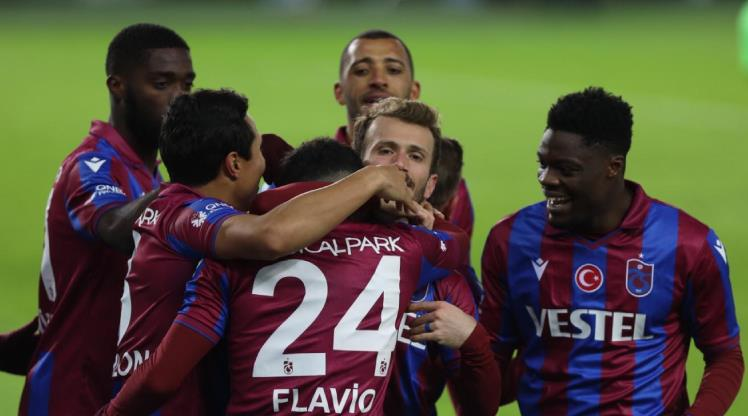 Trabzonspor: 3 - İH Konyaspor: 1
