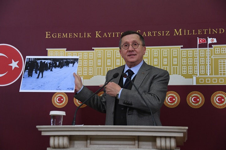 Lütfü Türkkan: 2021 Yılı 'Vatandaşı ayakta tutma yılı' olmalı