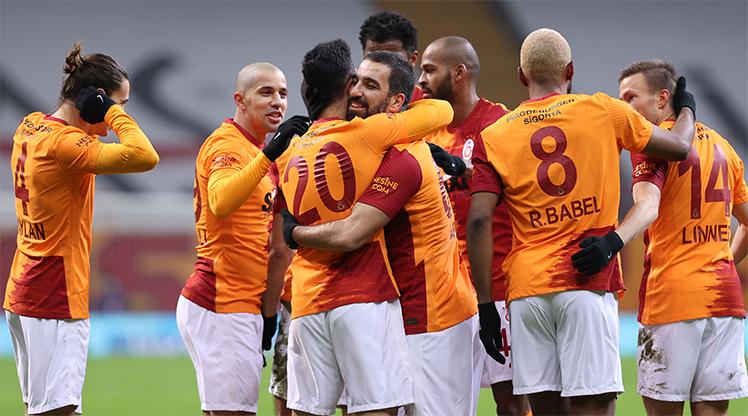 Galatasaray: 6 - Yukatel Denizlispor: 1