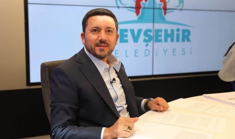 Nevşehir Belediye Başkanı AK Parti'den istifa etti