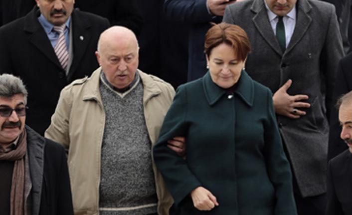 Meral Akşener'in eşi anjiyo oldu