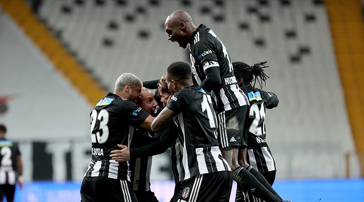 Beşiktaş: 2 - Göztepe: 1