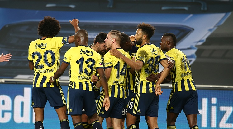 Fenerbahçe: 3 - Hes Kablo Kayserispor: 0