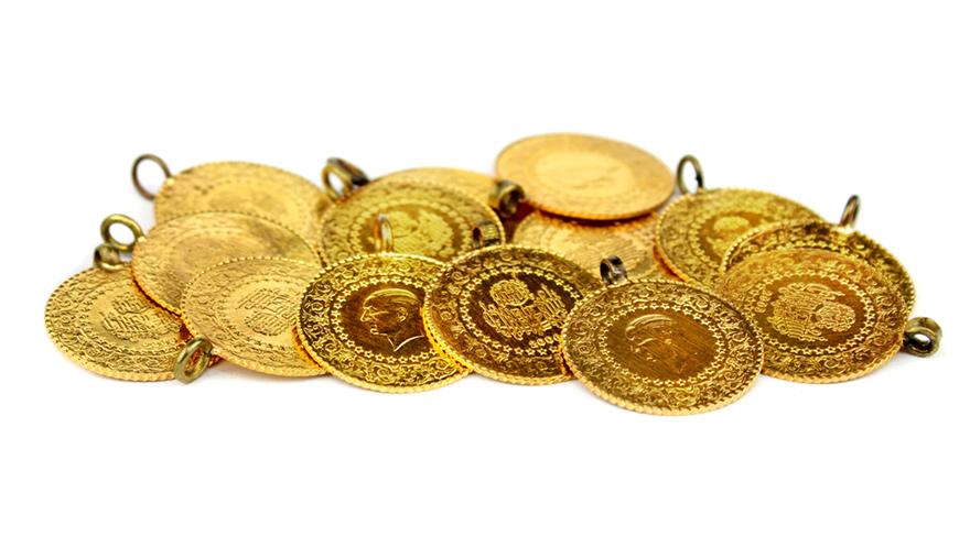 Altın fiyatları tepe taklak oldu! İşte çeyrek altının fiyatı