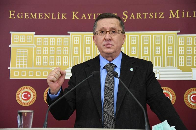 Lütfü Türkkan iktidara yüklendi: Sahte PKK düşmanısınız