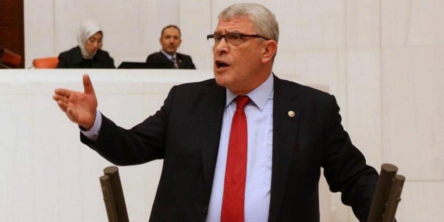 İYİ Partili Dervişoğlu'ndan TBMM'ye iletilen fezlekelere ilişkin açıklama