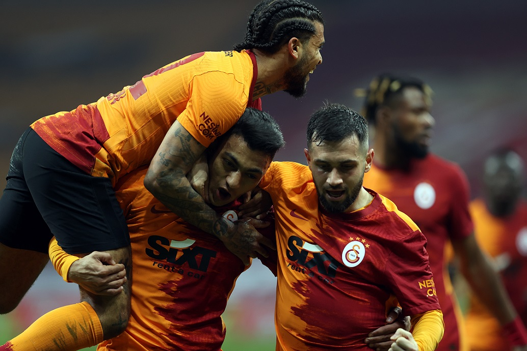 Galatasaray: 2 - BB Erzurumspor: 0