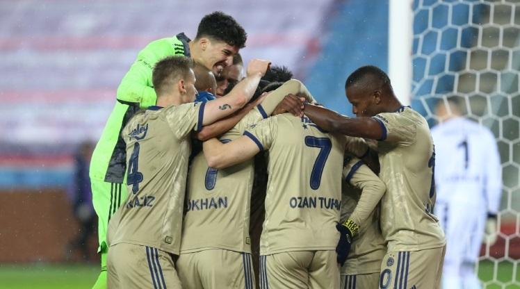 Trabzonspor: 0 - Fenerbahçe: 1