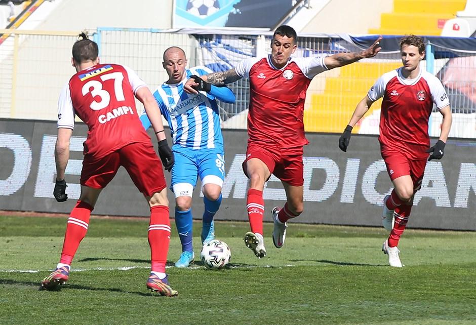 BB Erzurumspor: 2 - Fatih Karagümrük: 2