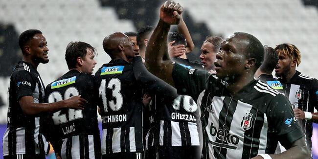 Beşiktaş: 2 - Gaziantep FK: 1