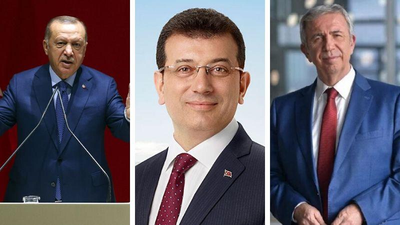 Son ankette Erdoğan'ı geçen isim: Mansur Yavaş