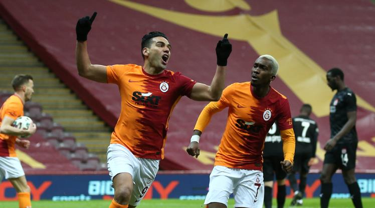 Galatasaray: 2 - DG Sivasspor: 2
