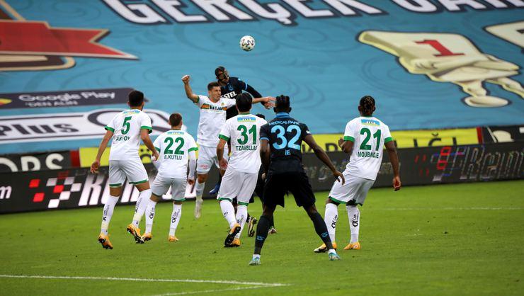 Trabzonspor: 1 - Aytemiz Alanyaspor: 3