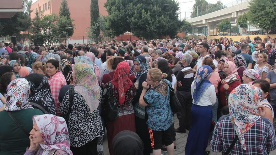 Adana'da 200 kişilik işe rekor başvuru!