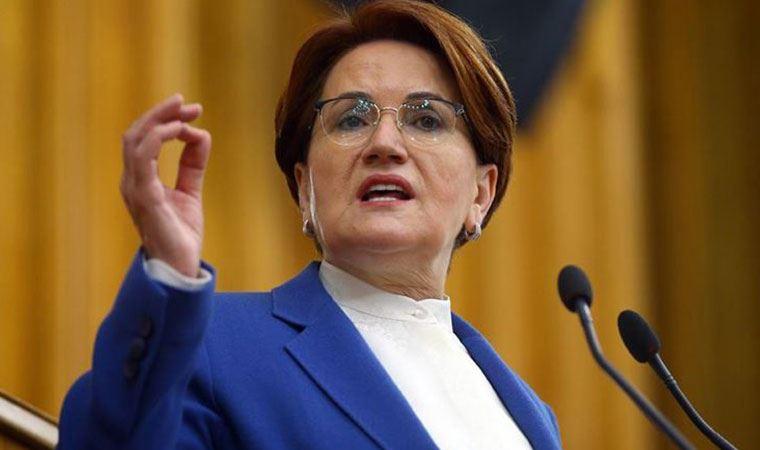 Meral Akşener'den gözaltılar sonrası Erdoğan'a çağrı
