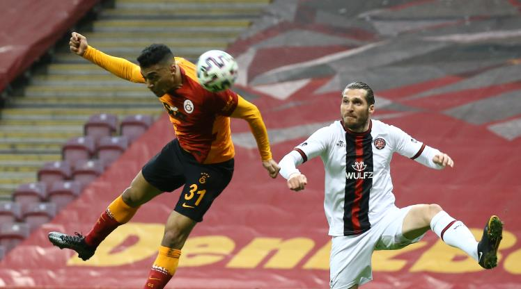 Galatasaray: 1 - Fatih Karagümrük: 1