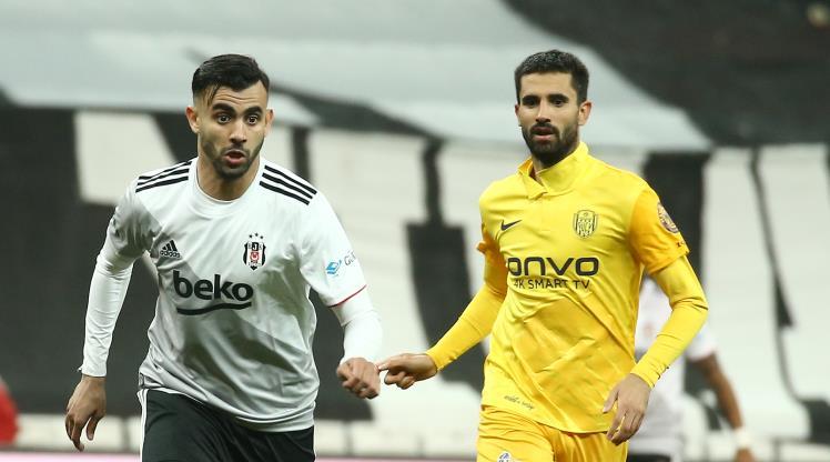 Beşiktaş: 2 - MKE Ankaragücü: 2