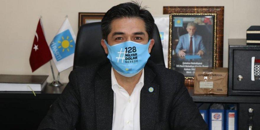 İYİ Parti İstanbul'da 10 bin adet maske dağıtıyor