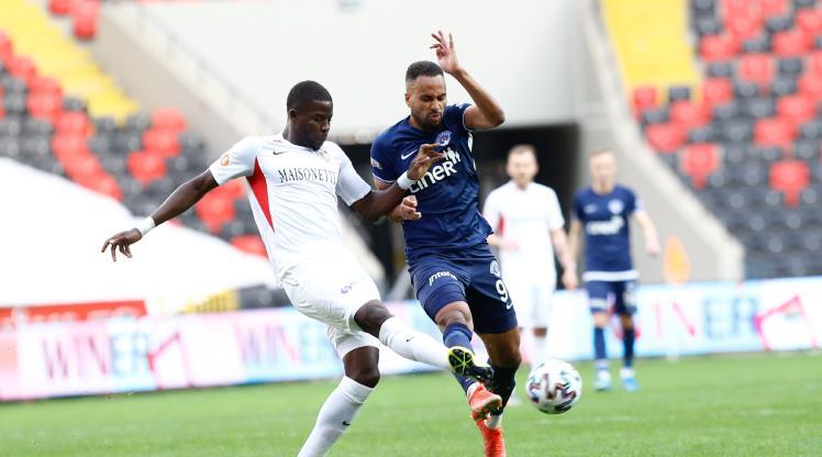 Gaziantep FK: 1 - Kasımpaşa: 1