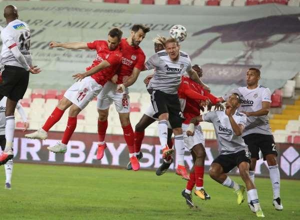 DG Sivasspor: 0 - Beşiktaş: 0