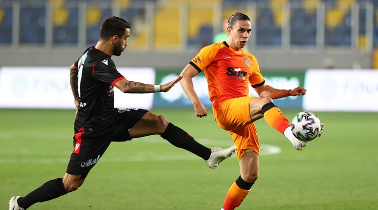 Gençlerbirliği: 0 - Galatasaray: 2