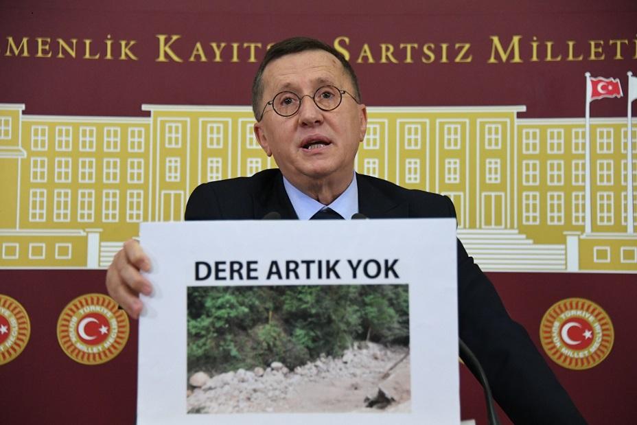 İYİ Partili Türkkan: Ruhsan Pekcan Yüce Divan'a gönderilmeli