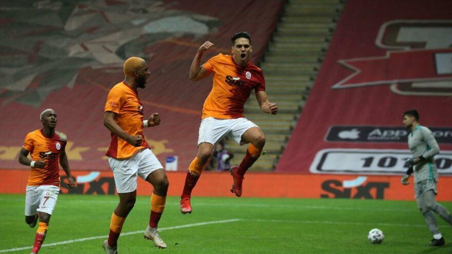 Beşiktaş: 1 - Galatasaray: 3