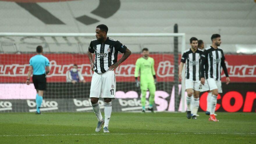 Beşiktaş: 1 - Fatih Karagümrük: 2