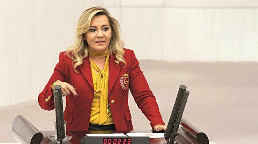 İYİ Parti Milletvekili Aylin Cesur'un tweeti gündeme oturdu