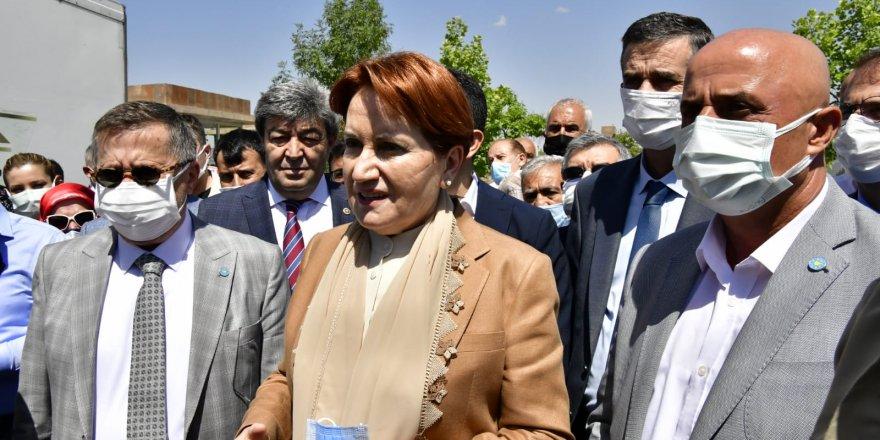 Meral Akşener, İYİ Parti'nin son oy oranını açıkladı
