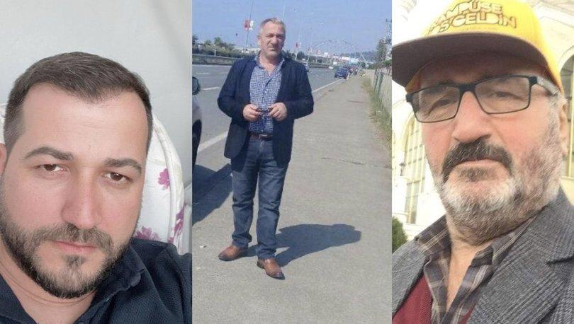 Trabzon'da akrabalar arasında silahlı kavga: Dört ölü