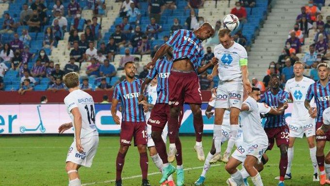 Trabzonspor: 3 - Molde: 3
