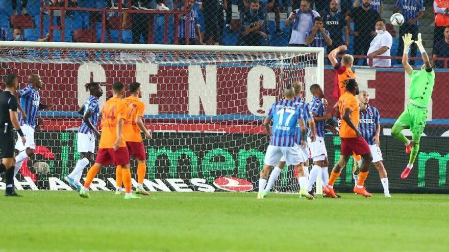 Trabzonspor: 2 - Galatasaray: 2