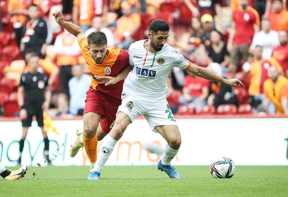 Galatasaray: 0 - Aytemiz Alanyaspor: 1