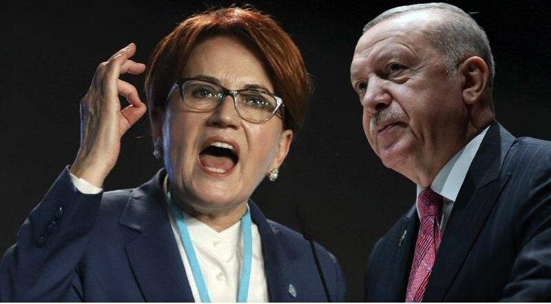Meral Akşener'den Erdoğan'ın tepki çeken sözlerine yanıt