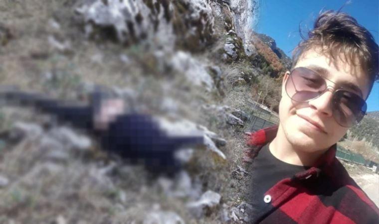 Isparta'da 3 gündür kayıp gençten acı haber