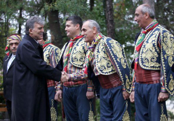 Cumhurbaşkanı Abdullah Gül Çankırıdaydı