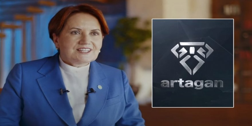 Artagan, İyi Partinin projesidir.
