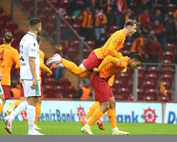 Galatasaray: 1 - Konyaspor: 0