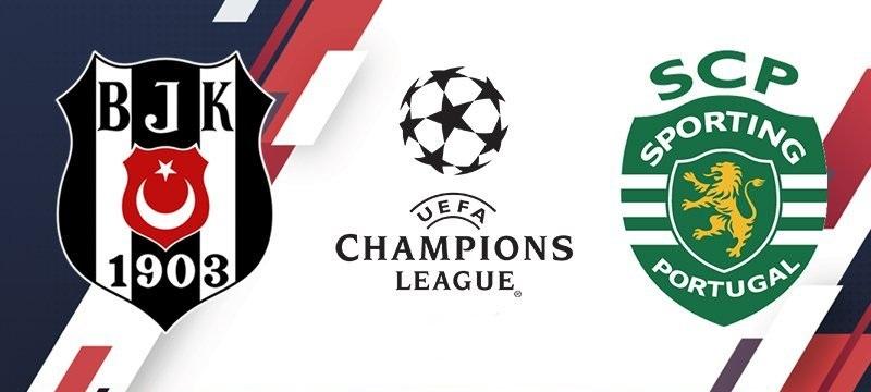 Beşiktaş: 1 - Sporting Lizbon: 4
