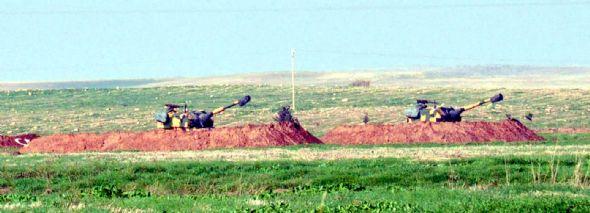 Namlular Suriyeye çevrildi