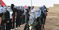 Kürt ordusu kuruluyor!