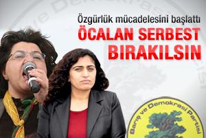 BDPli vekiller Öcalan serbest bırakılsın dedi